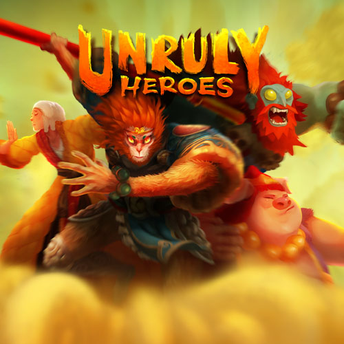 Thumbnail of Unruly Heroes on PS4