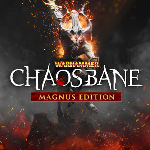 Thumbnail of Warhammer: Chaosbane Magnus Edition Pre-Order on PS4