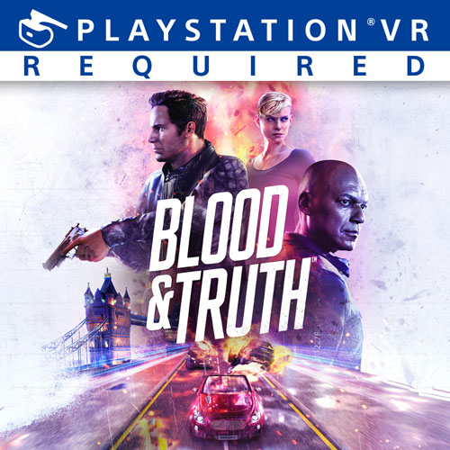 Thumbnail of Blood & Truth on PS4