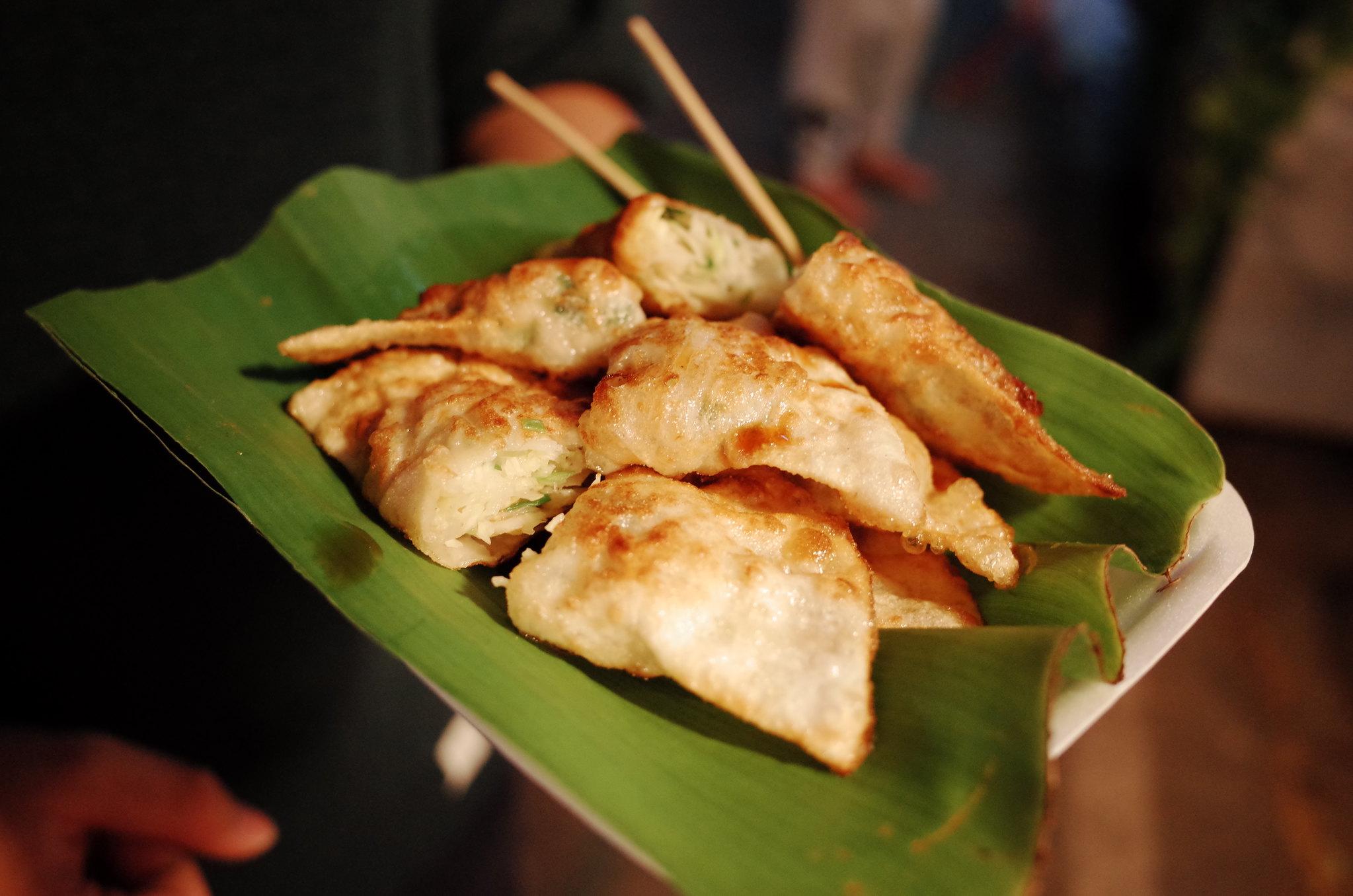 Street food tại Pai
