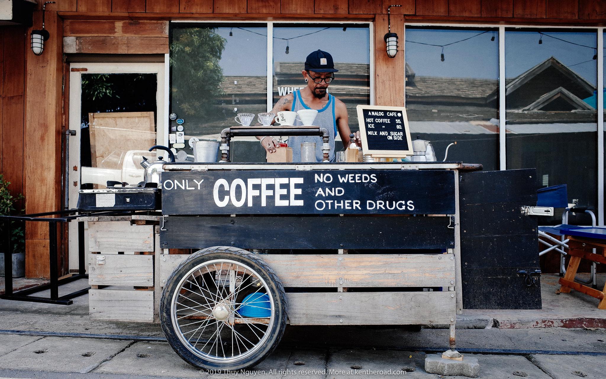 Analog Coffee- Cà phê tại Pai