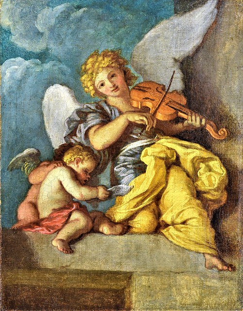 Giuseppe Mazzuoli, il Bastarolo - Angelo Musicante