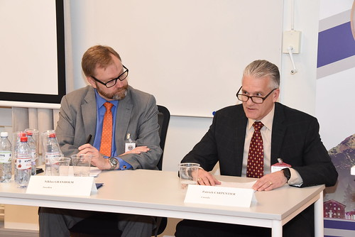 The Arctic as a Strategic Space: Geopolitics of the Northern Flank Conference