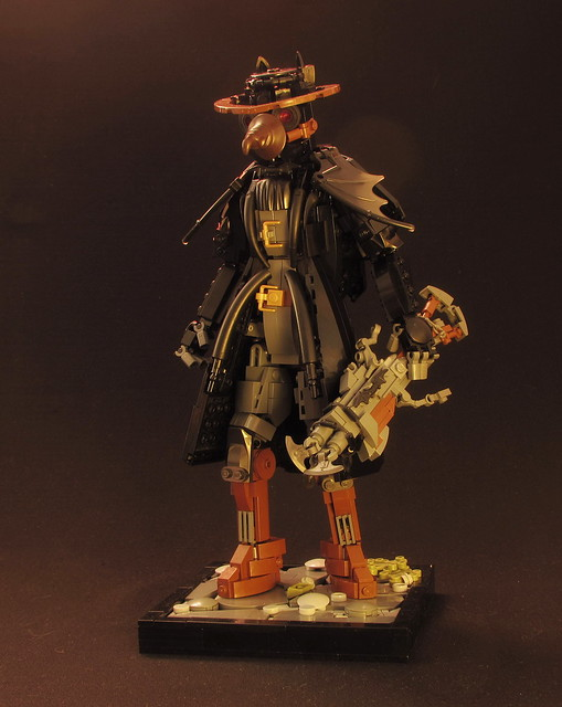 Batman the plague doctor