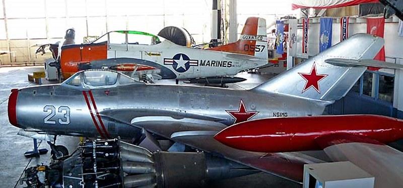 Soviet MiG-15 00001