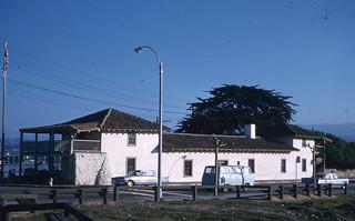 1961 Monterrey Calif.Custom House.  Pics from the past