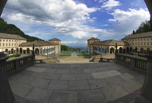 Oropa - Italy.