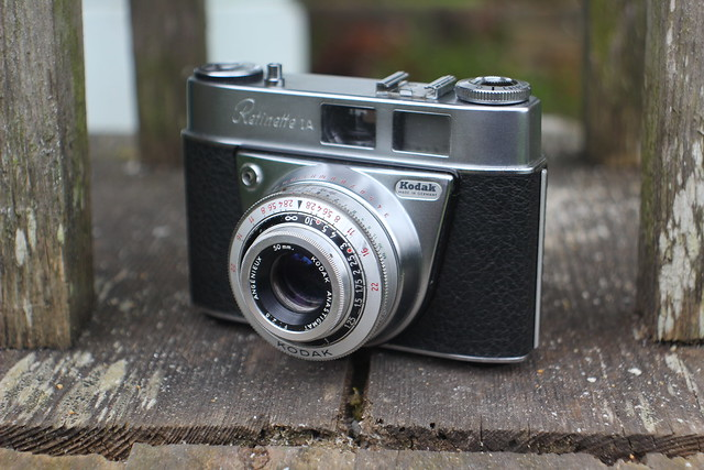 Camera of the Day - Kodak Retinette IA - Type 035/7 (French Version)