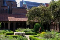 Pandhof Sinte Marie (St Mary's Courtyard)