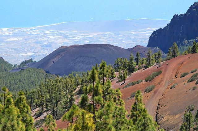 Pedro Gil, La Laguna route, Tenerife