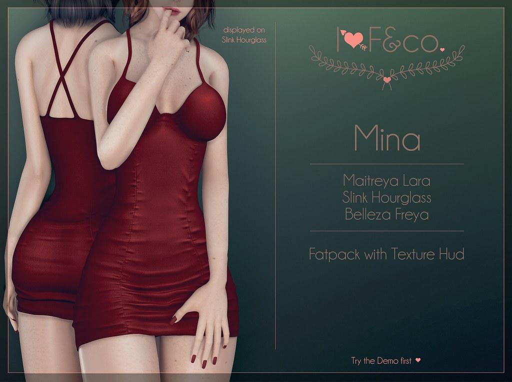 Mina - TeleportHub.com Live!