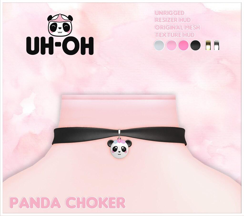 uh-oh: Panda Choker @ Sanarae