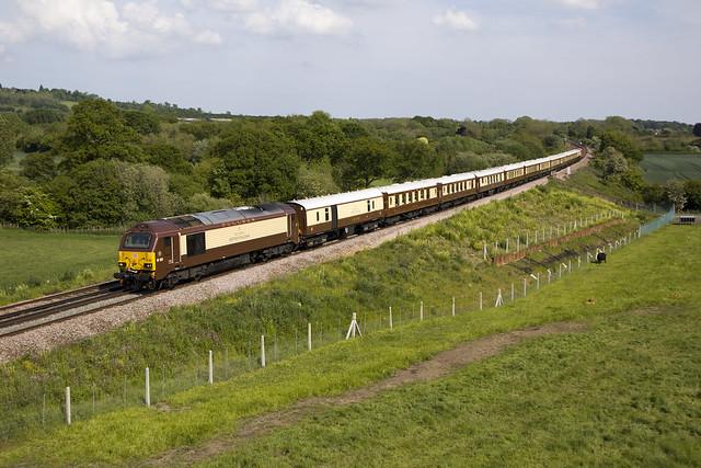 1528 Folkestone West to London Victoria 23/05/19