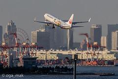 2019-05-22 羽田空港第2旅客ターミナル展望デッキ