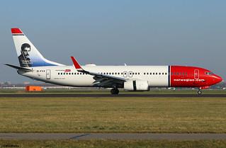 Norwegian Air International Boeing 737-8JP(WL) EI-FVX