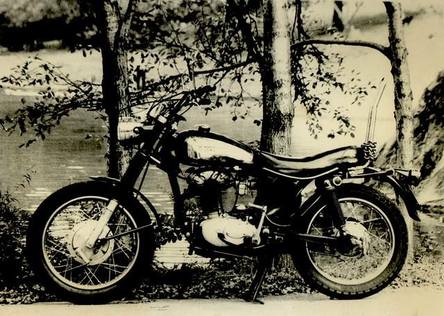 Ducati Jupiter 1971