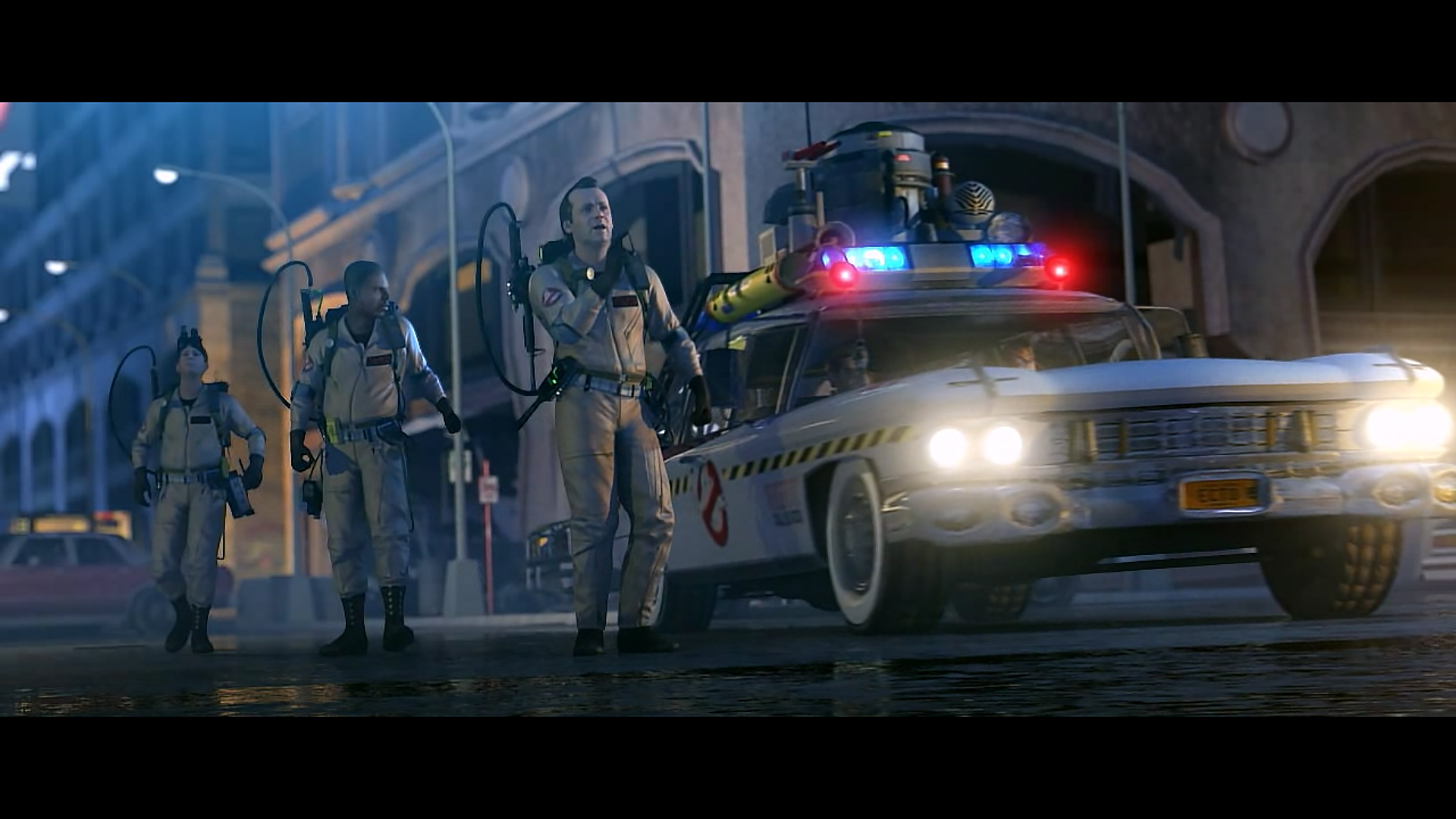 Ghostbusters: The Video Game Gets a High-Res Remaster This
