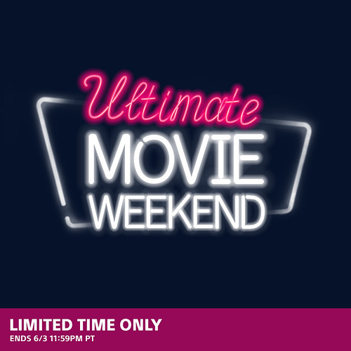 Ultimate Movie Weekend