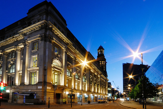 Central Manchester - 1 Year Ago