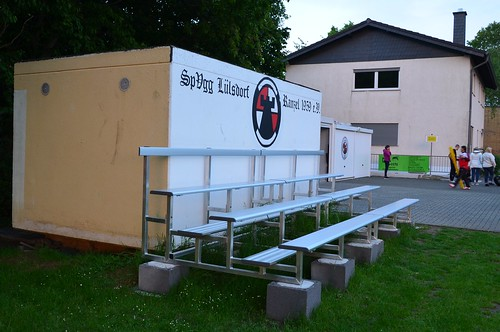 SpVgg. Lülsdorf-Ranzel A 0:4 SV 09 Eitorf A