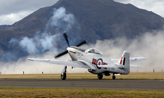 North American Aviation P51-D Mustang.