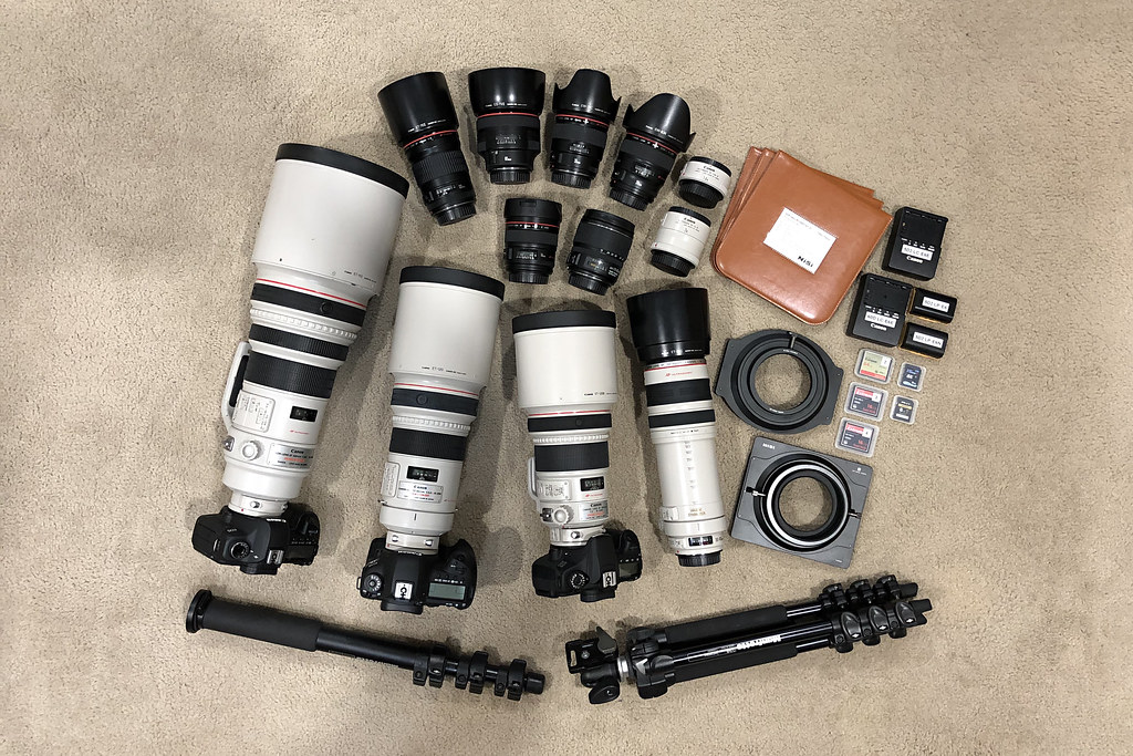Kenya Trip 2019 - Gear We Want to Take