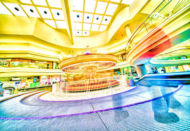 There will never be another there will never be another there will never be another Hilltop Mall.