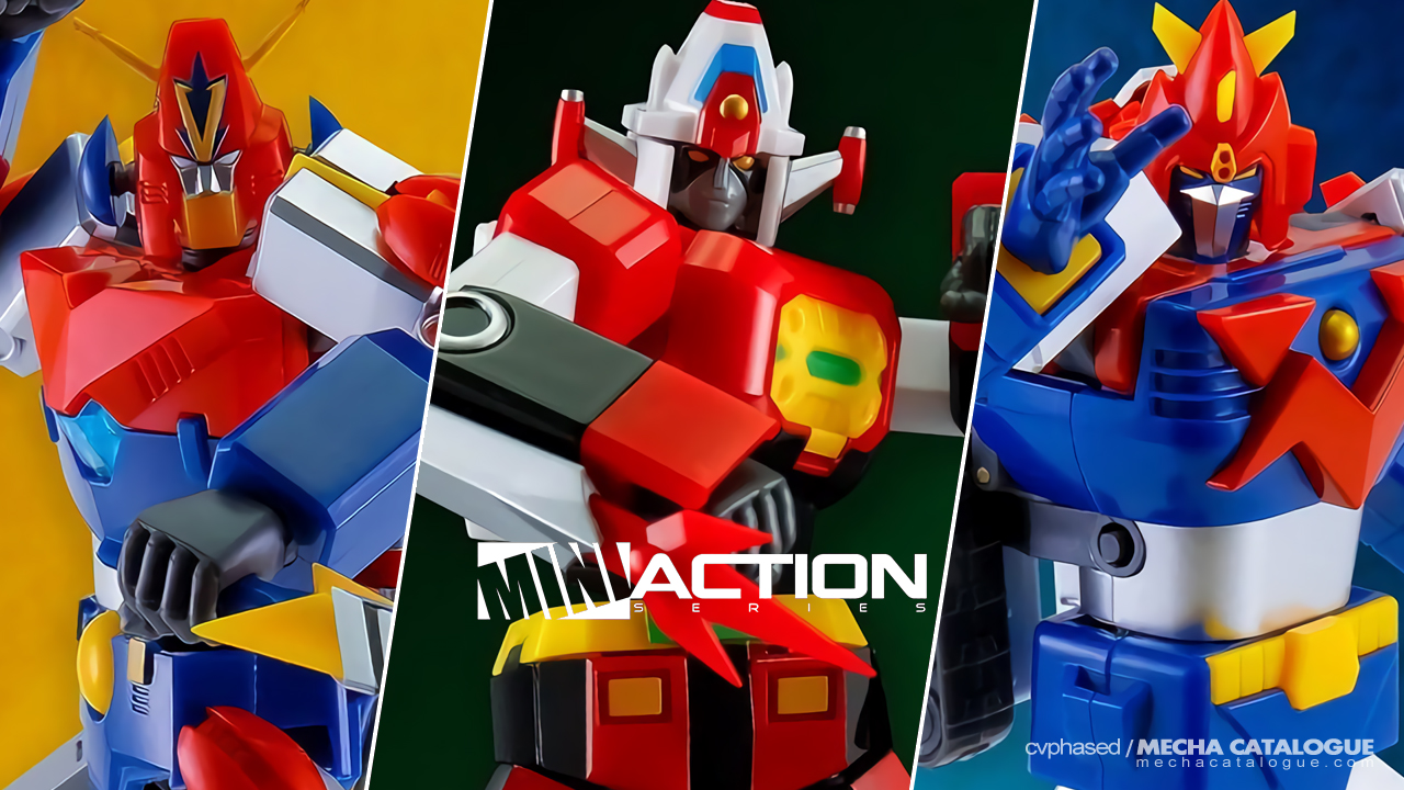 "Transformable and Poseable at Smaller Scales? Art Storm ""Mini Action Series"""