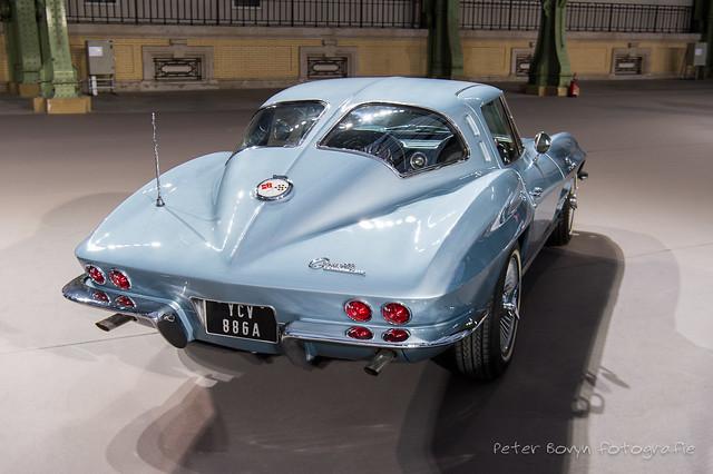 Chevrolet Corvette Stingray Split Window Coupé - 1963