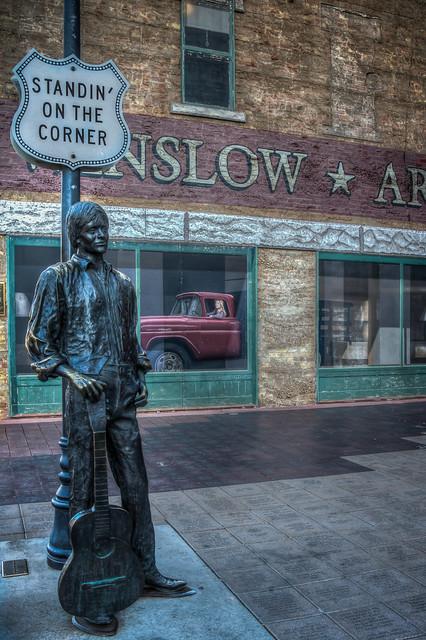Jackson Browne Standing on the Corner