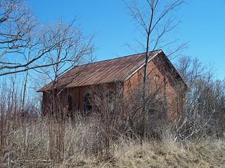 OH Roundhead - Schoolhouse