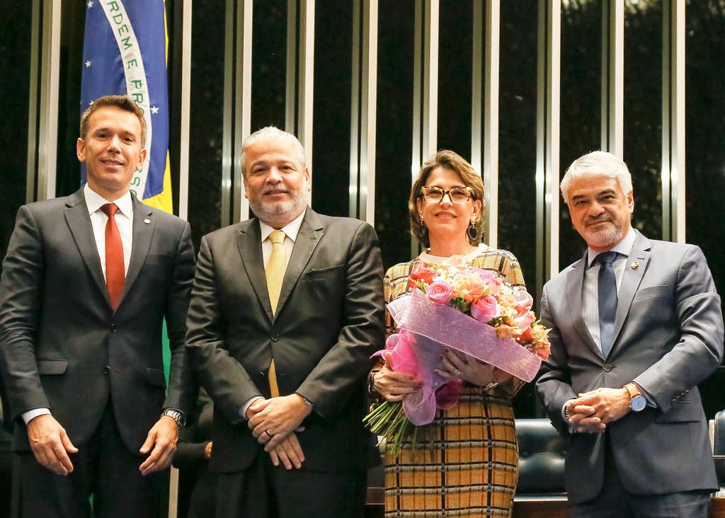 Sessão solene de homenagem ao patrono do Instituto de Medicina de Recife (IMIP)
