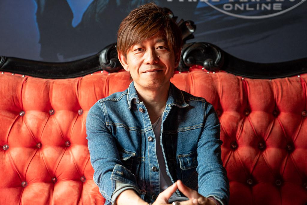 Final Fantasy XIV: Naoki Yoshida