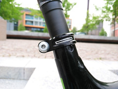 Hope Tech 36.4 mm Bolt Seat post clamp