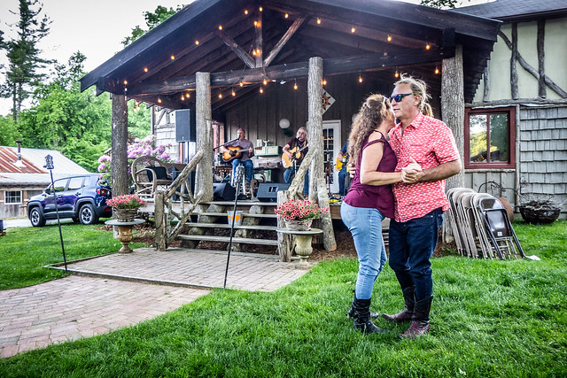 Music and BBQ at Old Hampton Store