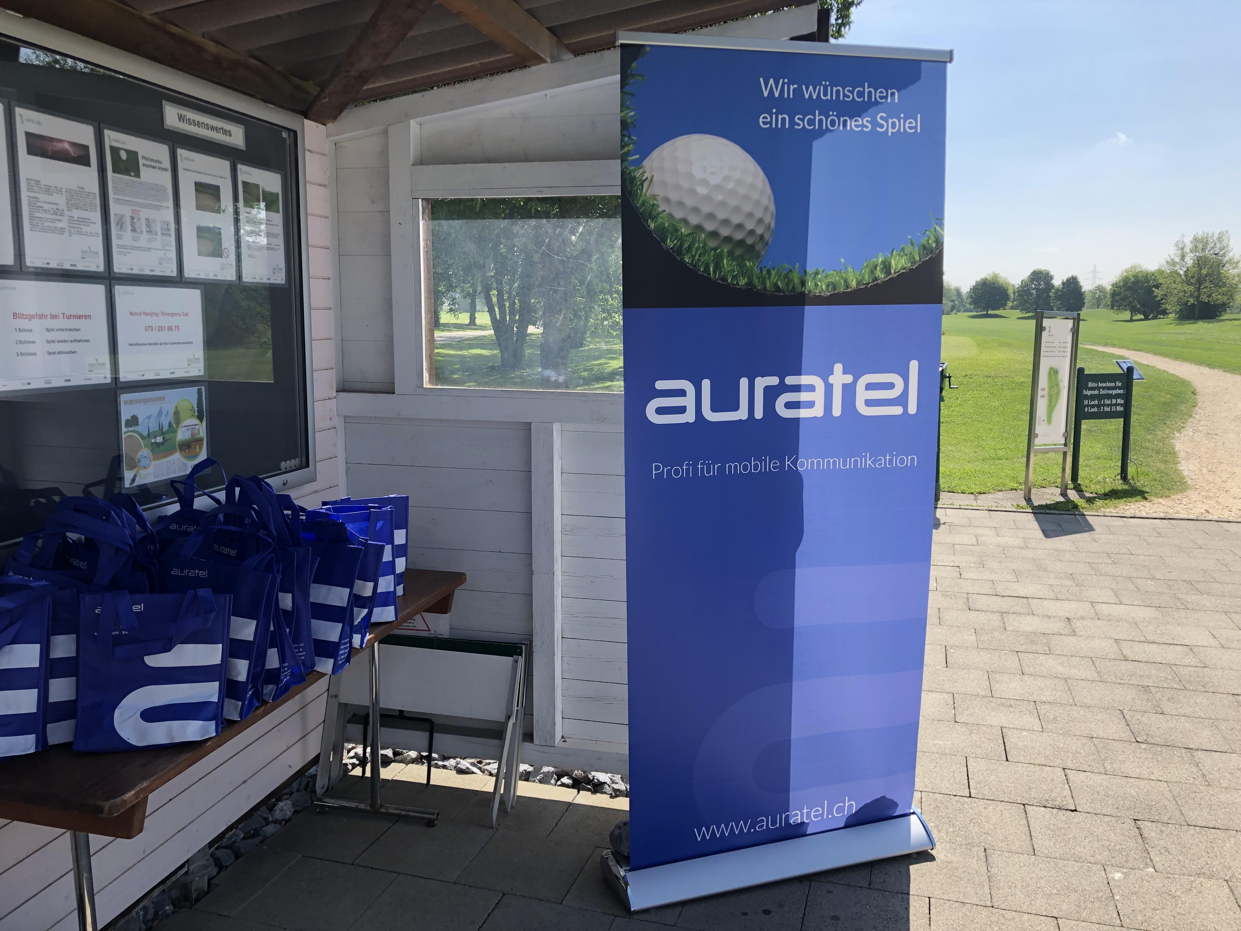 Auratel Seniors Invitational 2019