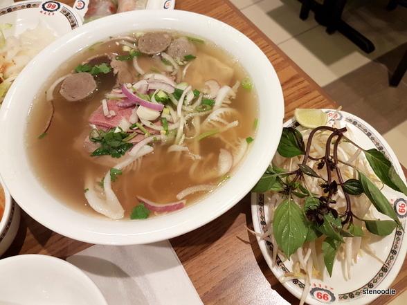 """""""99"""" Special Rice Noodle Soup"""