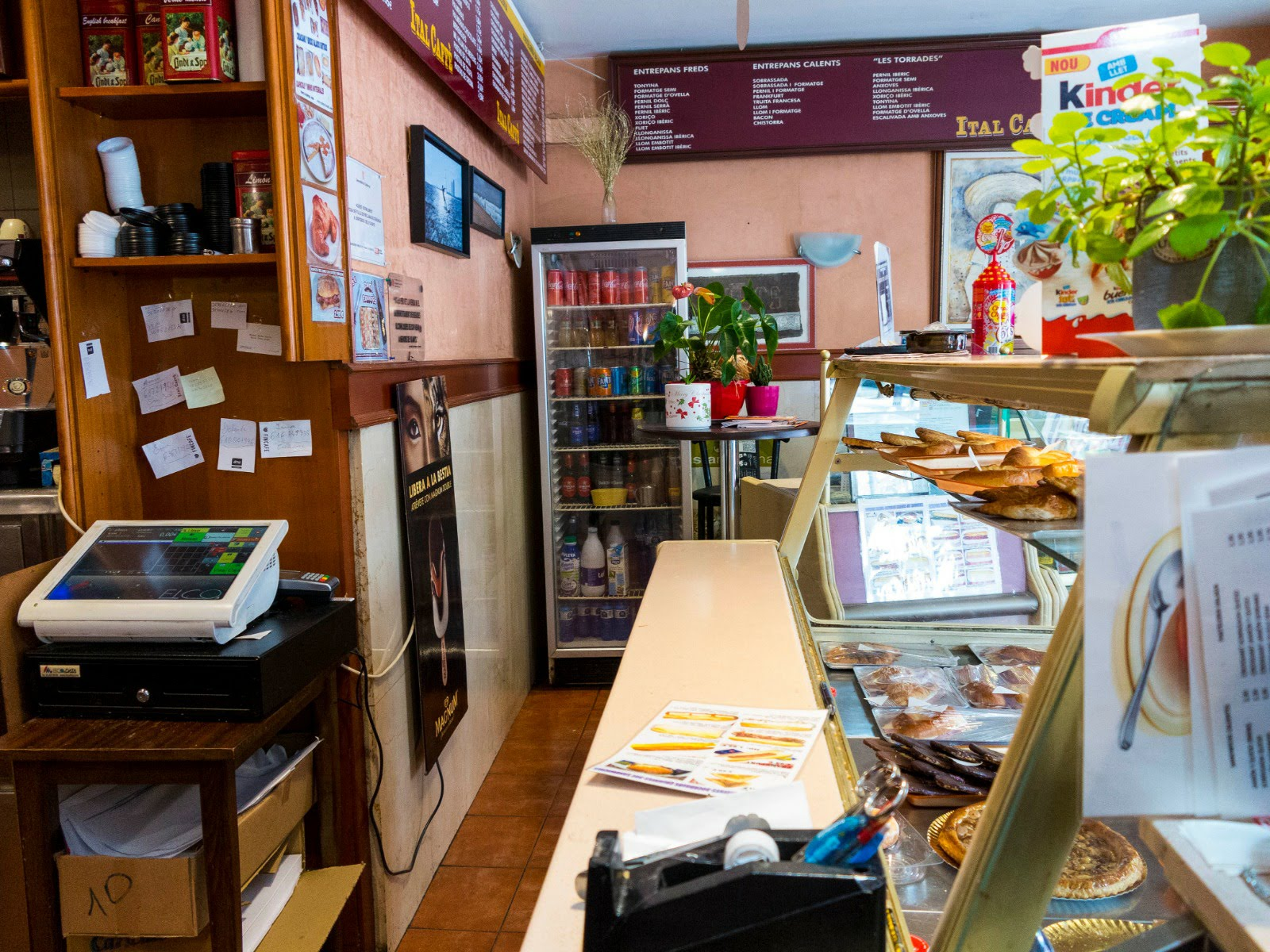 Cafetería Cadí