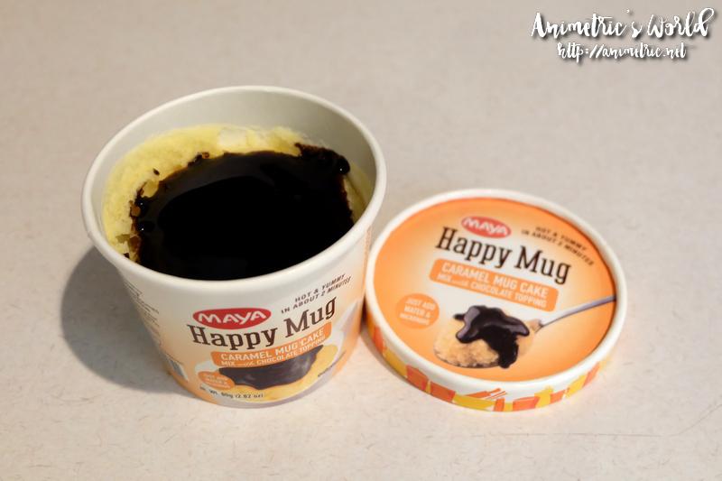 Maya Happy Mug Cake