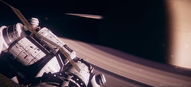 관측 - 토성