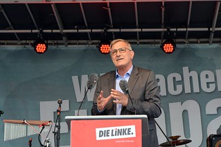 Bernd Riexinger, Parteivorsitzender DIE LINKE