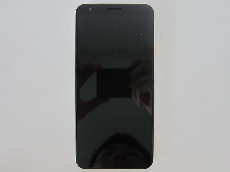 Google Pixel 3a XL - Front