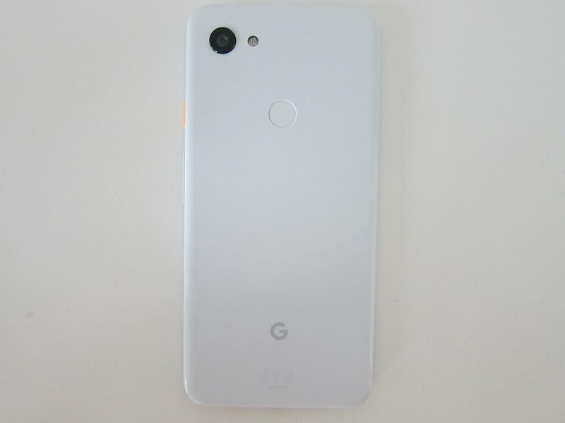 Google Pixel 3a XL - Back
