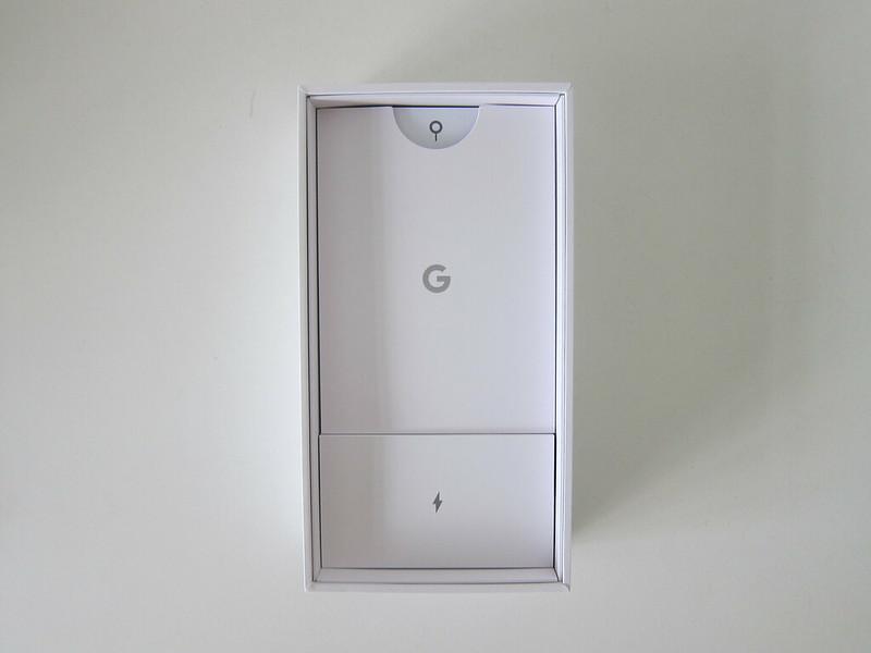 Google Pixel 3a XL - Box Open