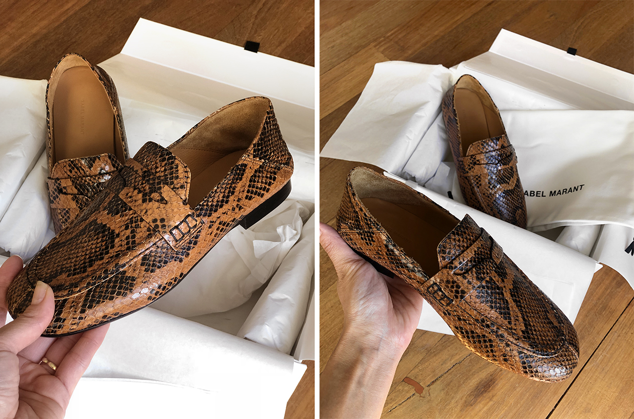 Isabel Marant Loafers