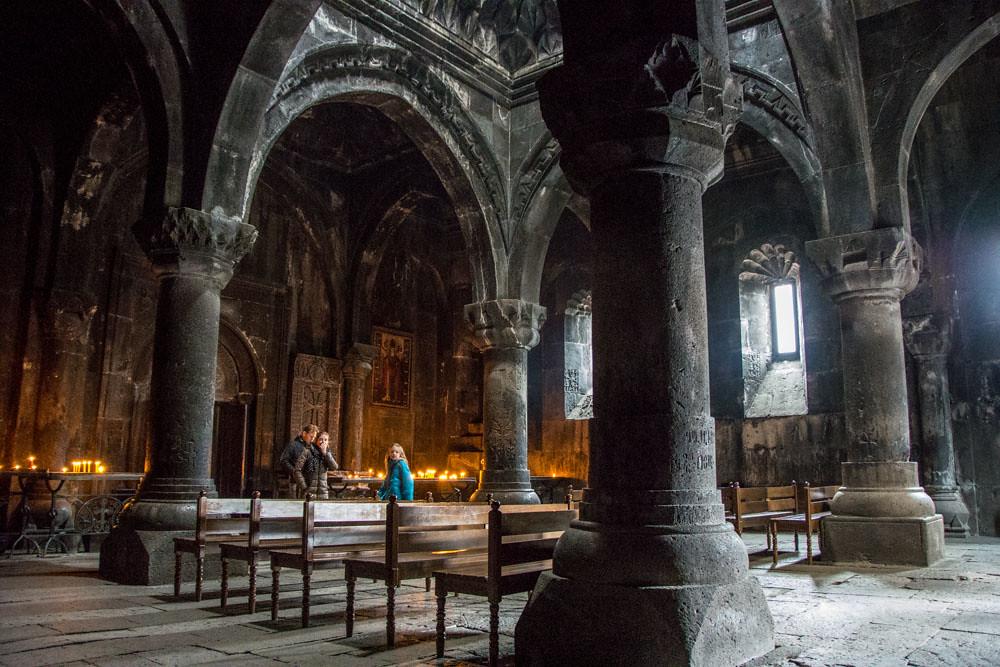 Монастырь Гегард Армения