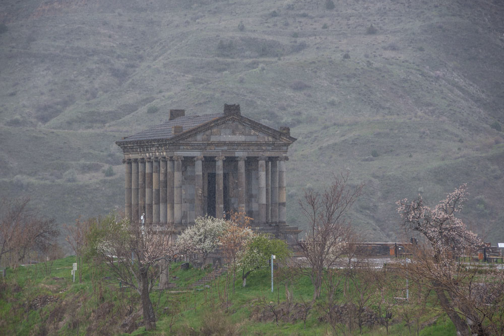 Храм Гарни Армения