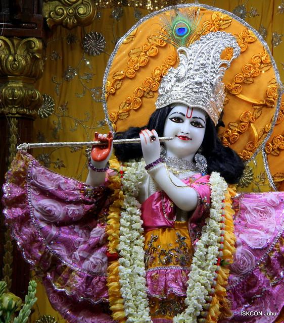 ISKCON Juhu Mangal Deity Darshan on 24th May 2019