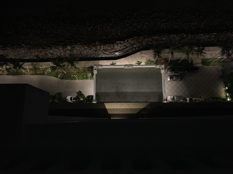 iPhone XS Max - Downstairs - Night