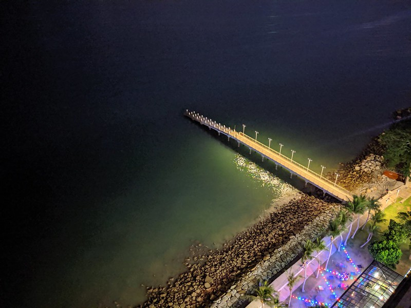 Pixel 3a XL - Bridge - Night Sight